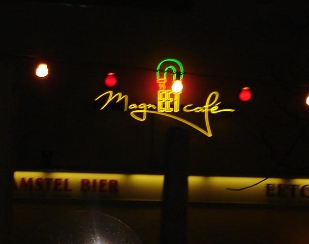 Magneet Caf?